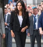 20 Ways to Start Dressing Like Meghan Markle at Work, Because You Cant Go Wrong