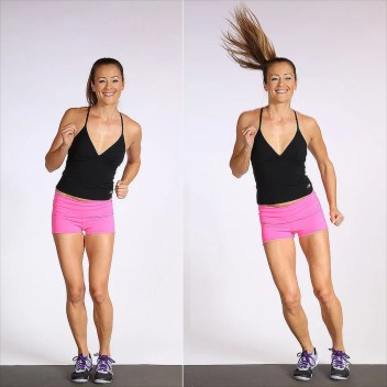8 EASY MUFFIN TOP EXERCISES TO GET RID OF FAT FAST AT HOME