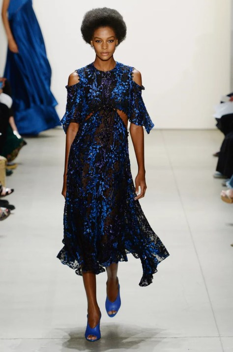 The Prabal Gurung Spring 2017 collection debuted on Sept. 11 at New York Fashion Week.