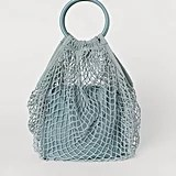 H&M Cotton Mesh Shopper