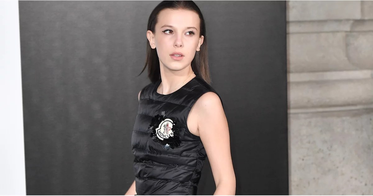 Millie Bobby Brown Skipped the Awkward Teenage Phase and Went Straight to Style Icon