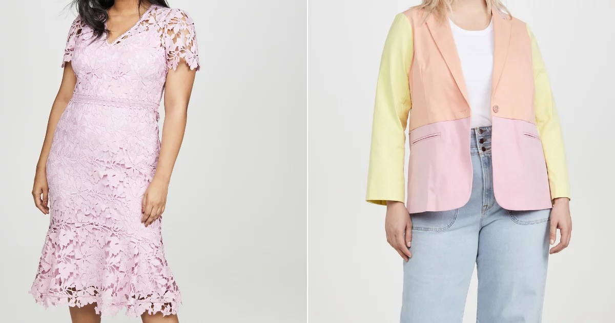 Curvy Girls, These 15 New Pieces Are Enjoyable, Flattering, and Perfect For Spring