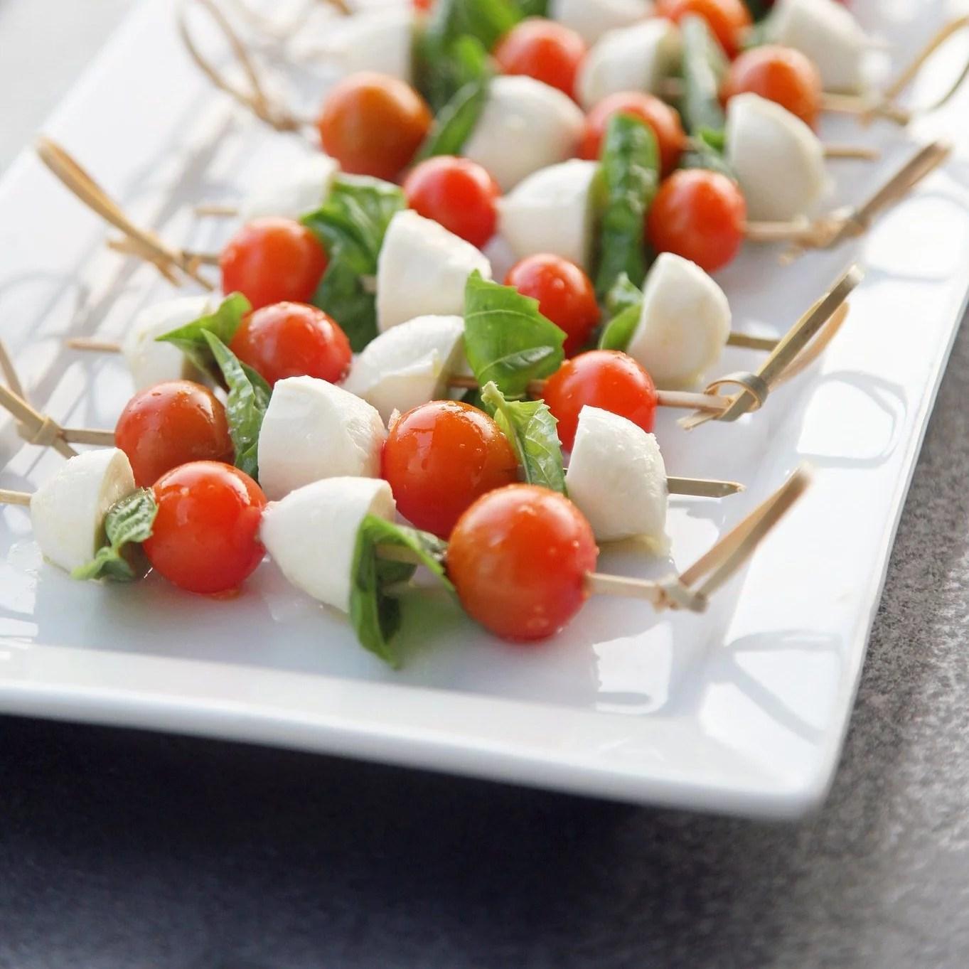 Italian Finger Foods Recipes