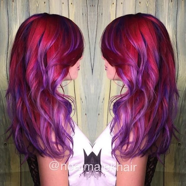 Sunset Hair Color Trend POPSUGAR Beauty Photo 17