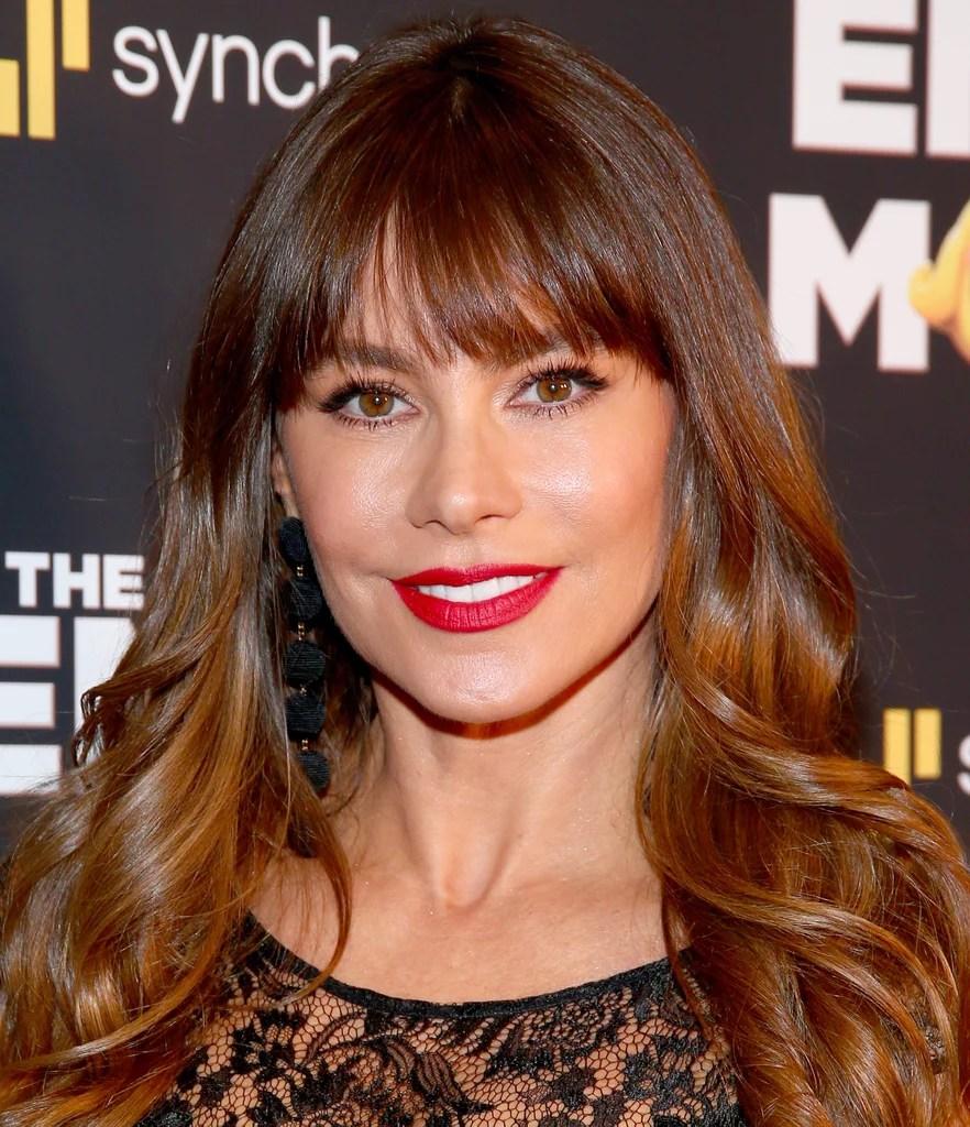 2017 Celebrity Bangs Ideas POPSUGAR Beauty Australia