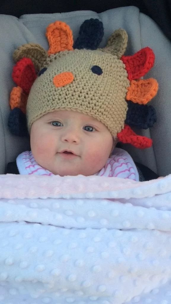 Kelly Clarkson Dressed Her Baby Daughter River Rose