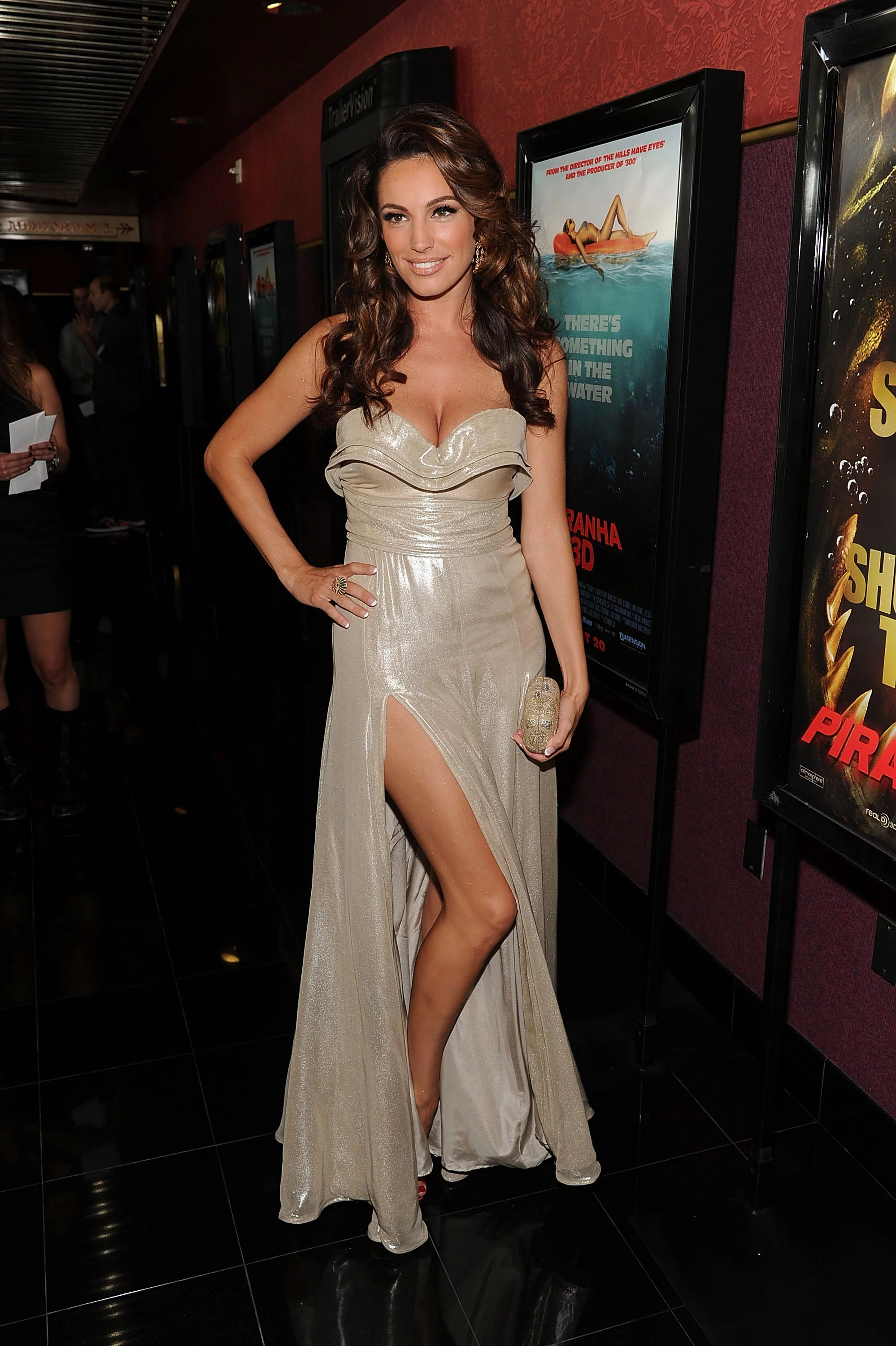 Pictures Of Piranha 3D Premiere Inc Kelly Brooks Naked