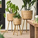 Bohemian Plant Stand