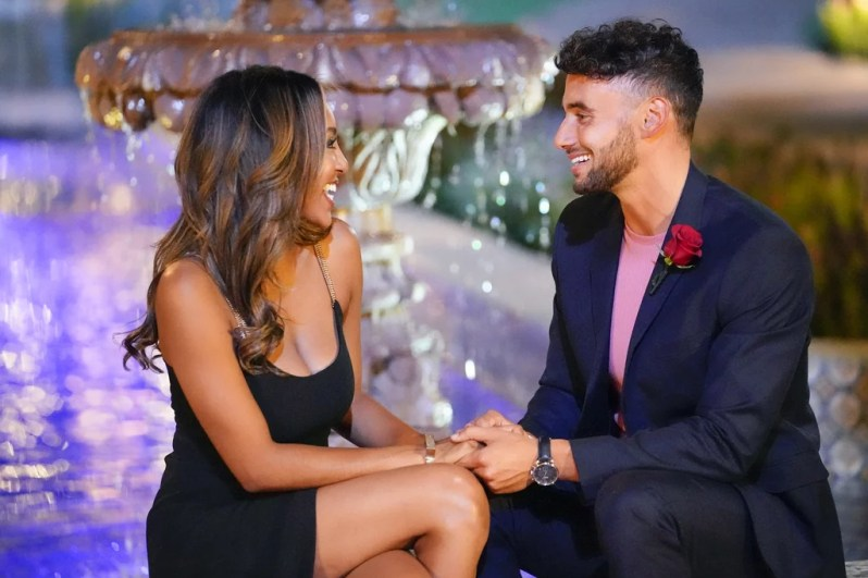 Will Tayshia Pick Brendan on The Bachelorette? | The Bachelorette: Who Will  Tayshia Adams Pick? | POPSUGAR Entertainment UK Photo 5