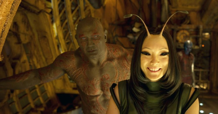 guardians of the galaxy 2 Mantis ile ilgili görsel sonucu