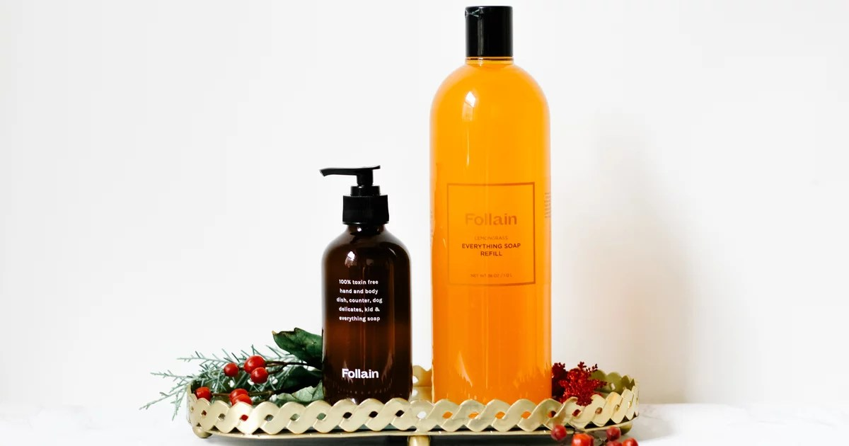 Finding a more eco-friendly beauty routine isn't as hard as it Luckily, there are these 9 holiday gift sets to help.