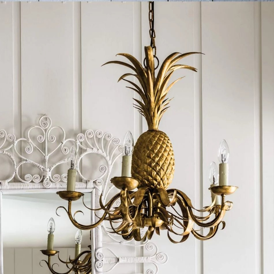 Pineapple Home Decor Ideas   POPSUGAR Home UK Pineapple Home Decor Ideas