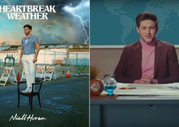 Niall Horan Announces Full Track List For Heartbreak Weather Album in Odd Weather Report