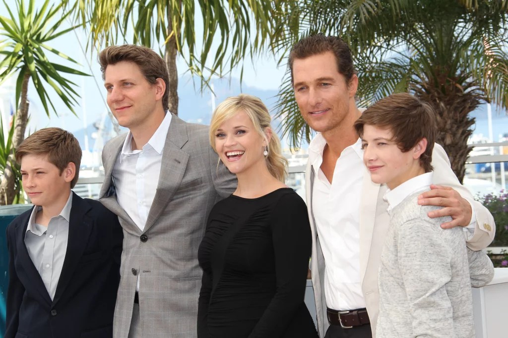 Mcconaughey Were Witherspoon Novie What Reese And Matthew Together