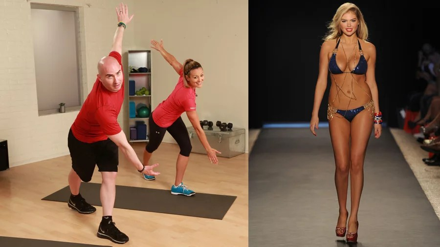 The Workouts Supermodels Use To Get In Shape Popsuga