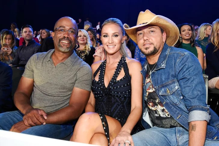 Darius Rucker Brittany Kerr And Jason Aldean Best