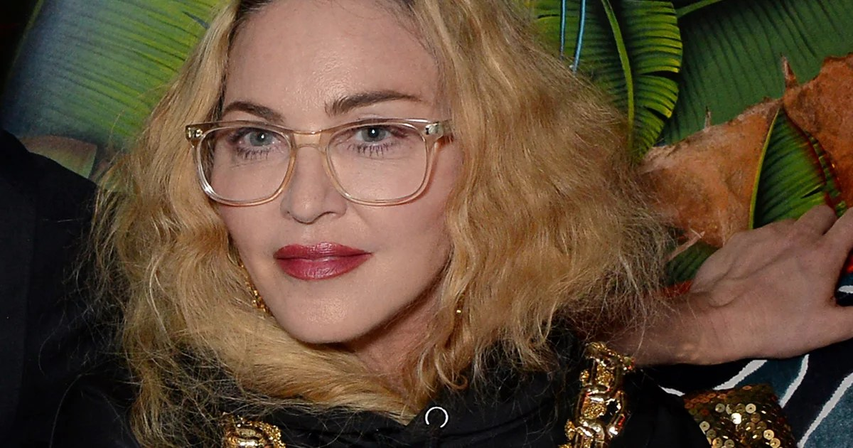 Madonna New Haircut POPSUGAR Beauty
