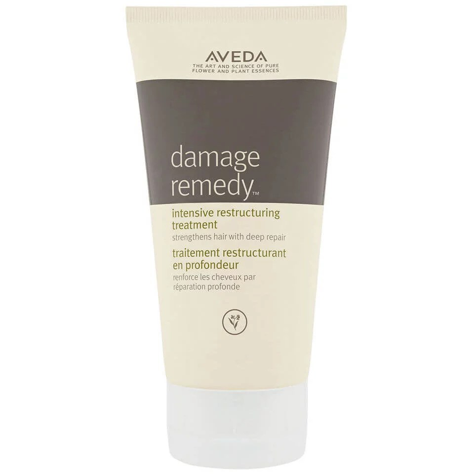 For Dry, Damaged Hair: Aveda Damage Remedy Intensive Restructuring Treatment