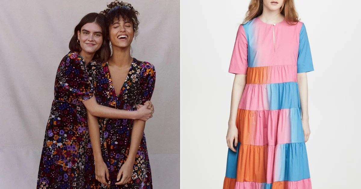 68 New Dresses So Pretty and Versatile, You'll Wear Them 100 Times For Spring 2020