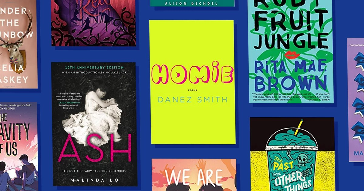 Celebrate Pride by Immersing Yourself in These 27 Books by LGBTQ+ Authors