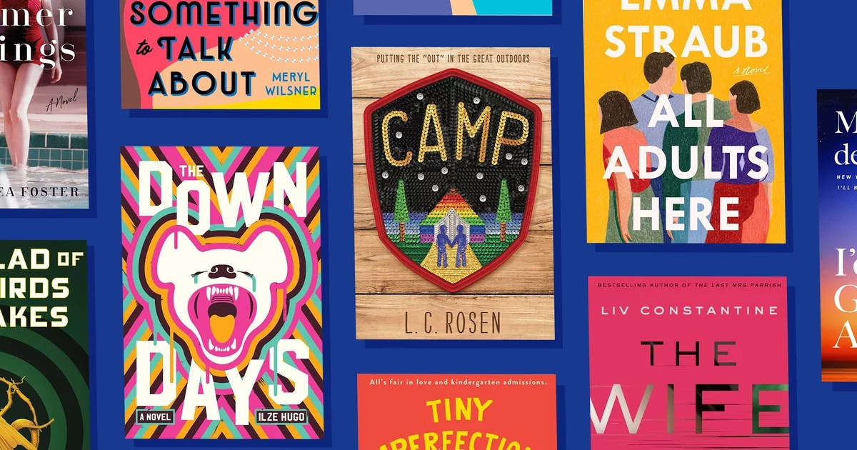 Thank Goodness For These 25 Exciting New Books Coming Out in May