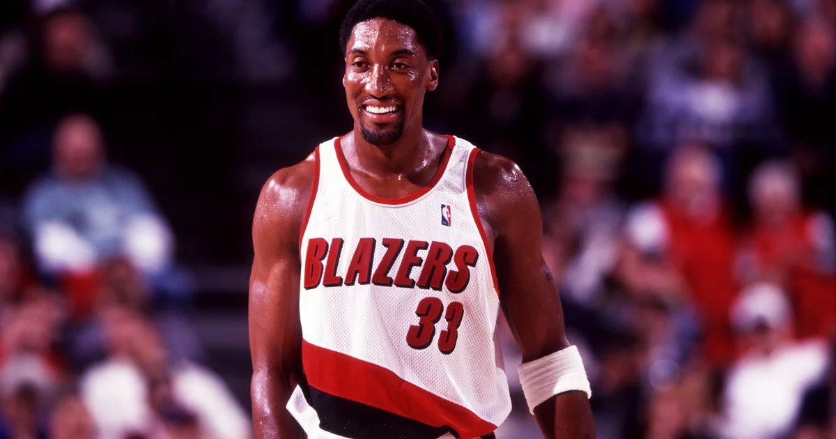 Scottie Pippen Ultimately Retired as a Chicago Bull, After Being Traded Years Earlier