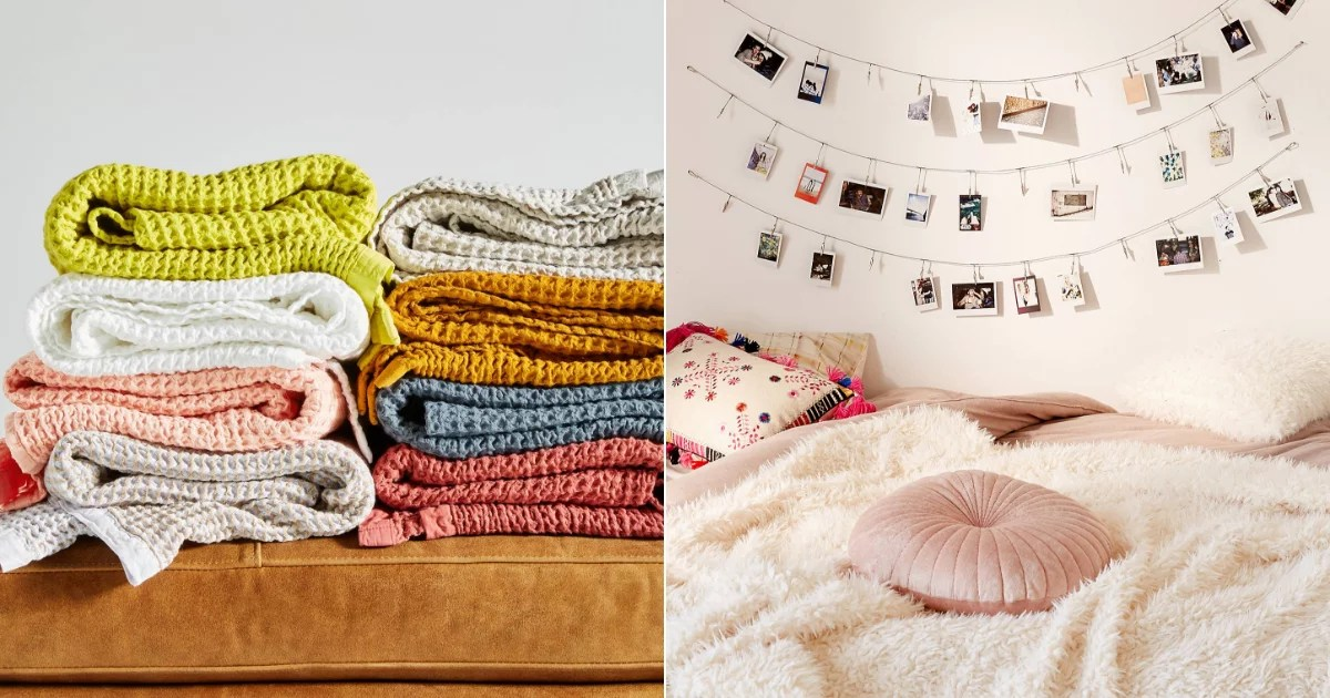 Upgrade Your Home With These 36 Cute and Cozy Decor Pieces