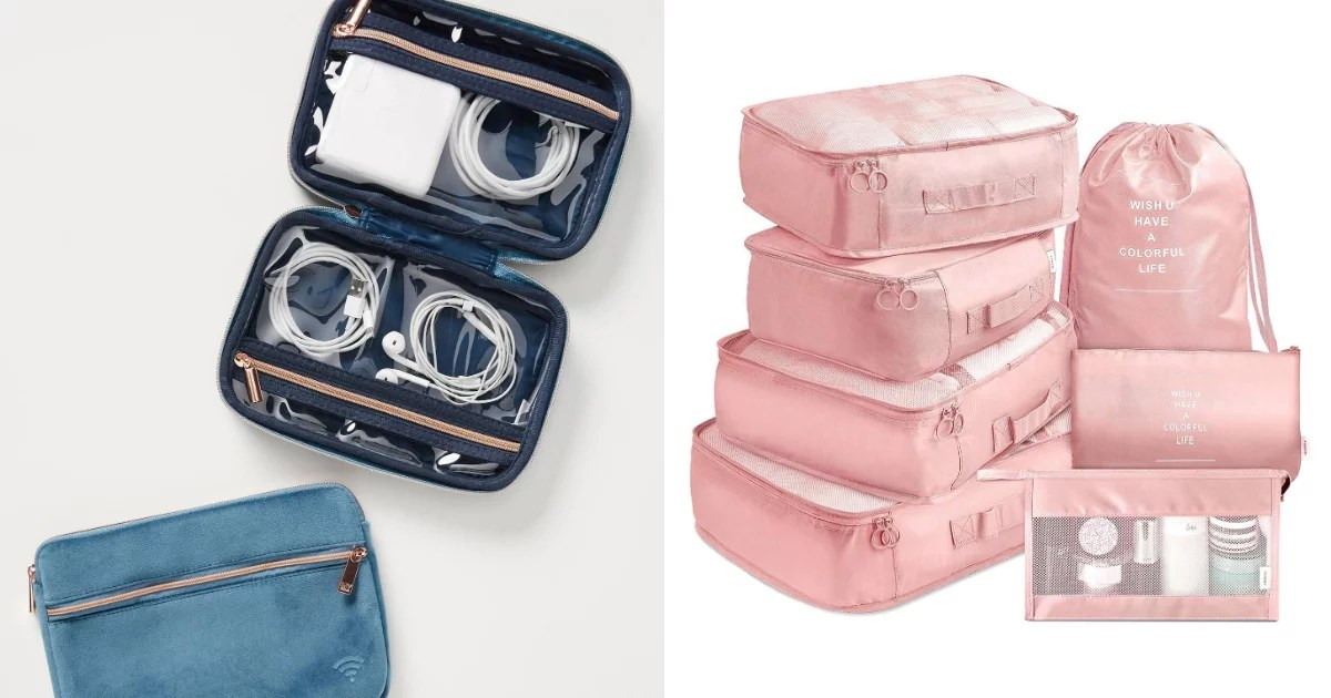 Traveling Will Never Be the Same Once You Invest in These 23 Genius Organizers
