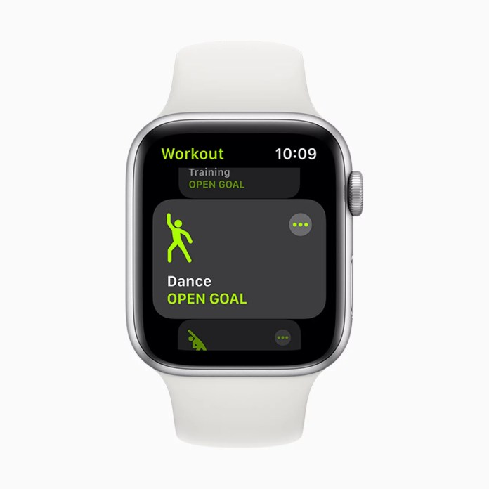Apple Watch OS 7 Coming This Fall Tracks Dance Workouts
