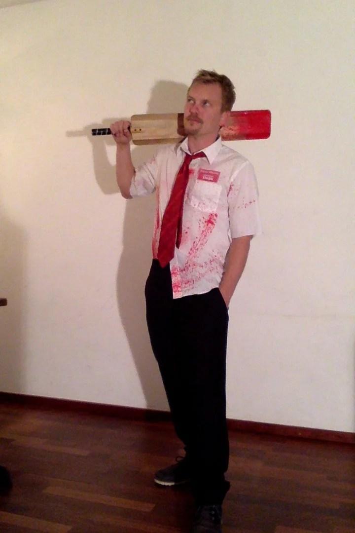 Shaun Of The Dead Best Halloween Costumes 2014 Photos