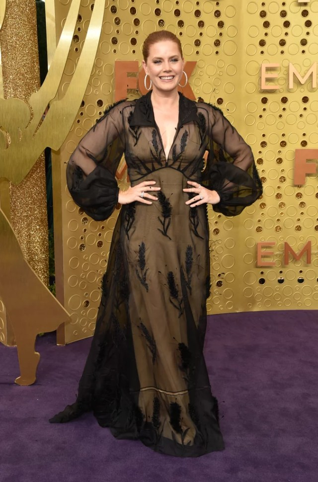 Image result for Amy Adams emmy 2019