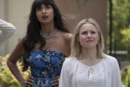 Image result for Great Forking News: The Good Place Season 2 Will Hit Netflix This August
