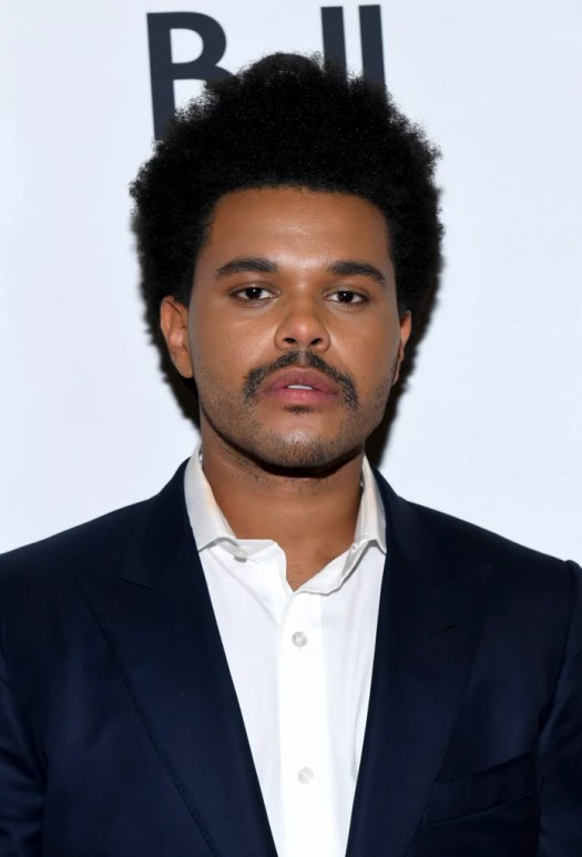 The Weeknd Debuts New Hair at the Toronto Film Festival ...