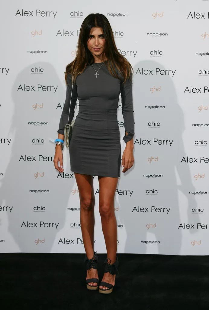 Jodhi Meares Photos Of Alex Perrys SS 2010 11