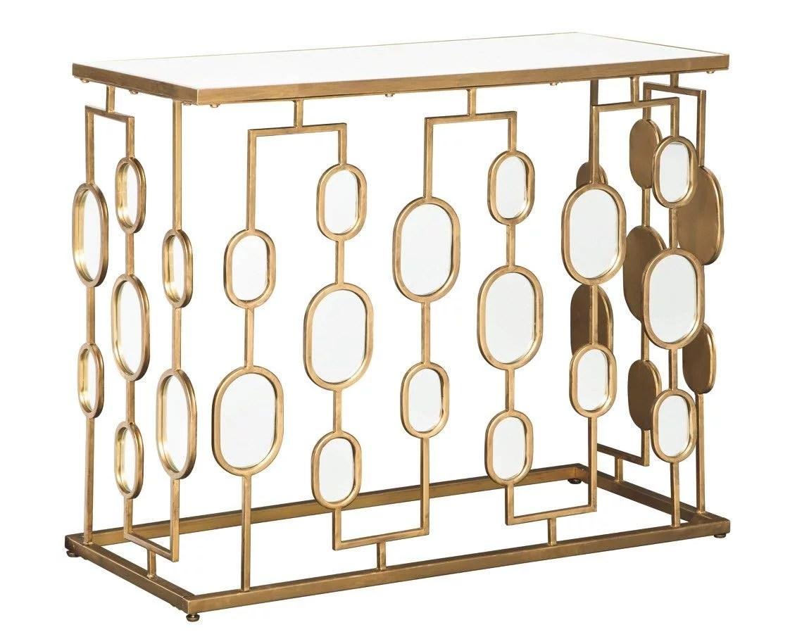 best mirrored furniture on amazon
