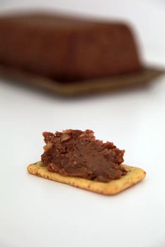 Vegan Red Lentil Paté