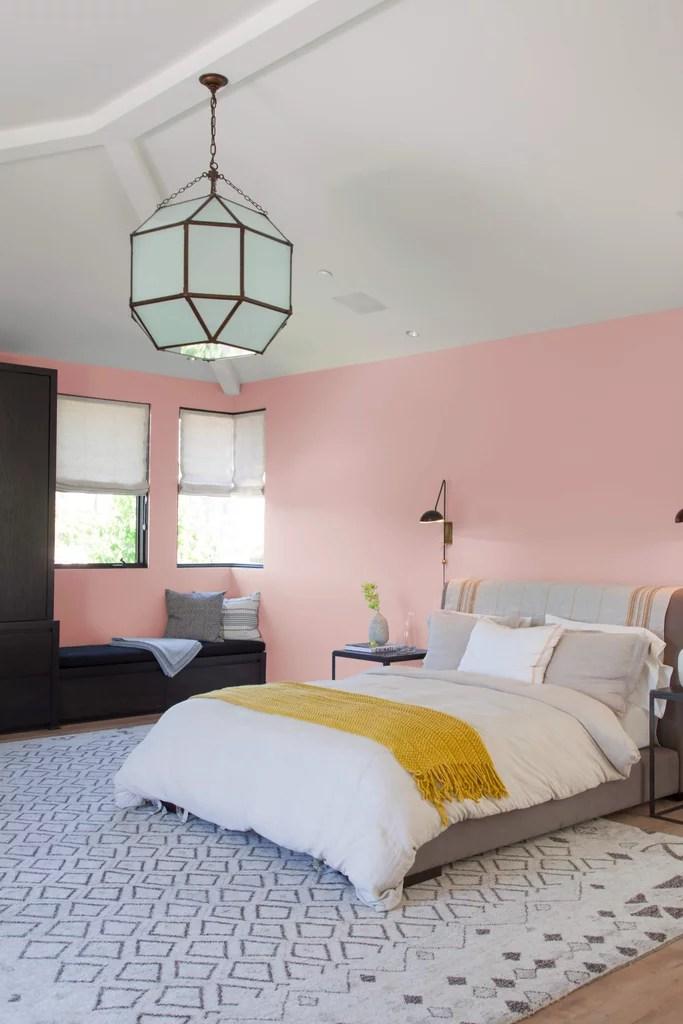 Millennial Pink Paint POPSUGAR Home