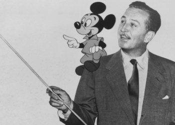 Mickey Mouse Almost Had a Different Name and It's . . . Not Great