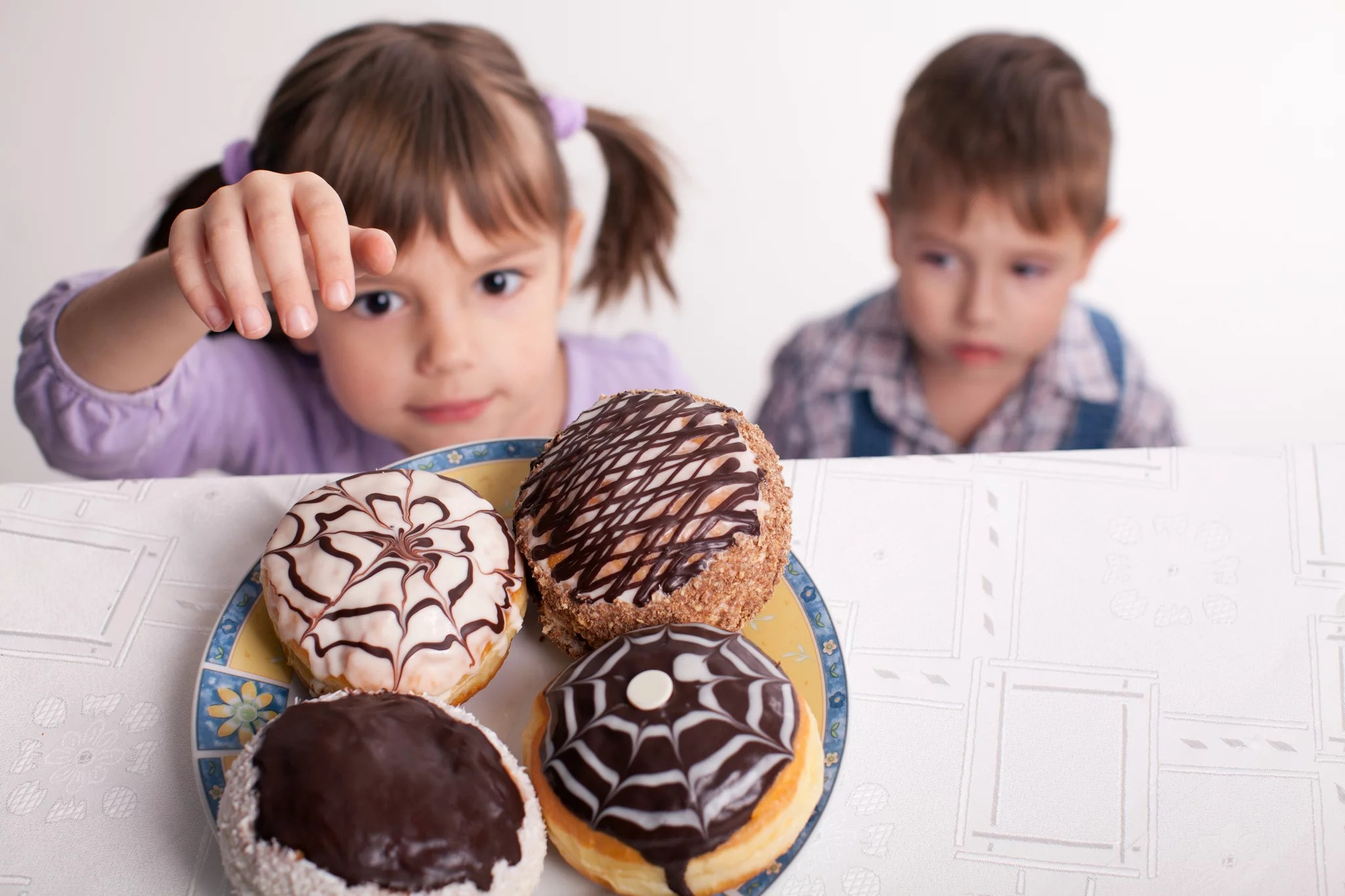 Teaching Kids Self Control