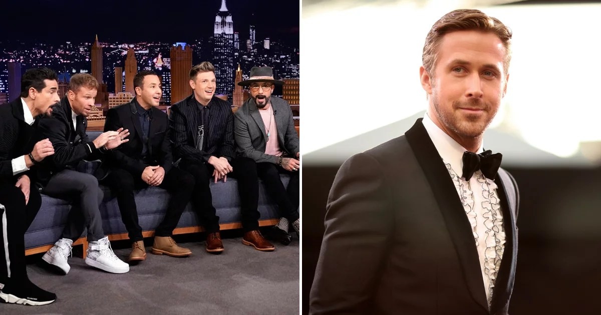 The Backstreet Boys Set the Record Straight on If Ryan Gosling Almost Joined the Band