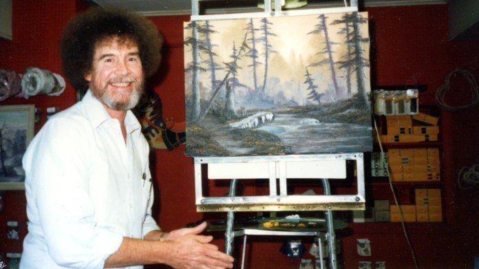 Bob Ross: Happy Accidents, Betrayal & Greed | New Netflix Original  Documentaries in August 2021 | POPSUGAR Entertainment Photo 10