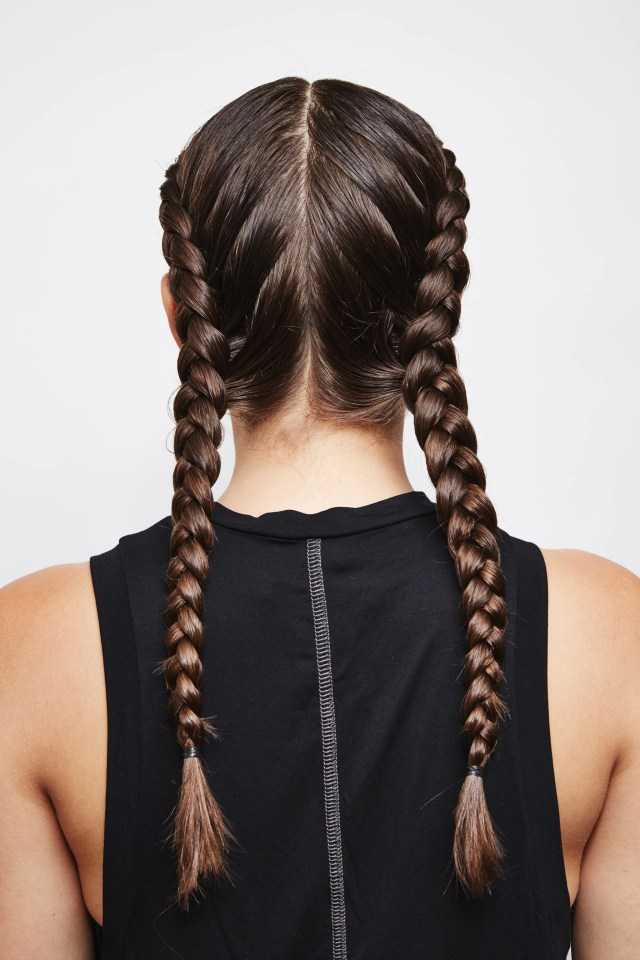 the history of the french braid | popsugar beauty