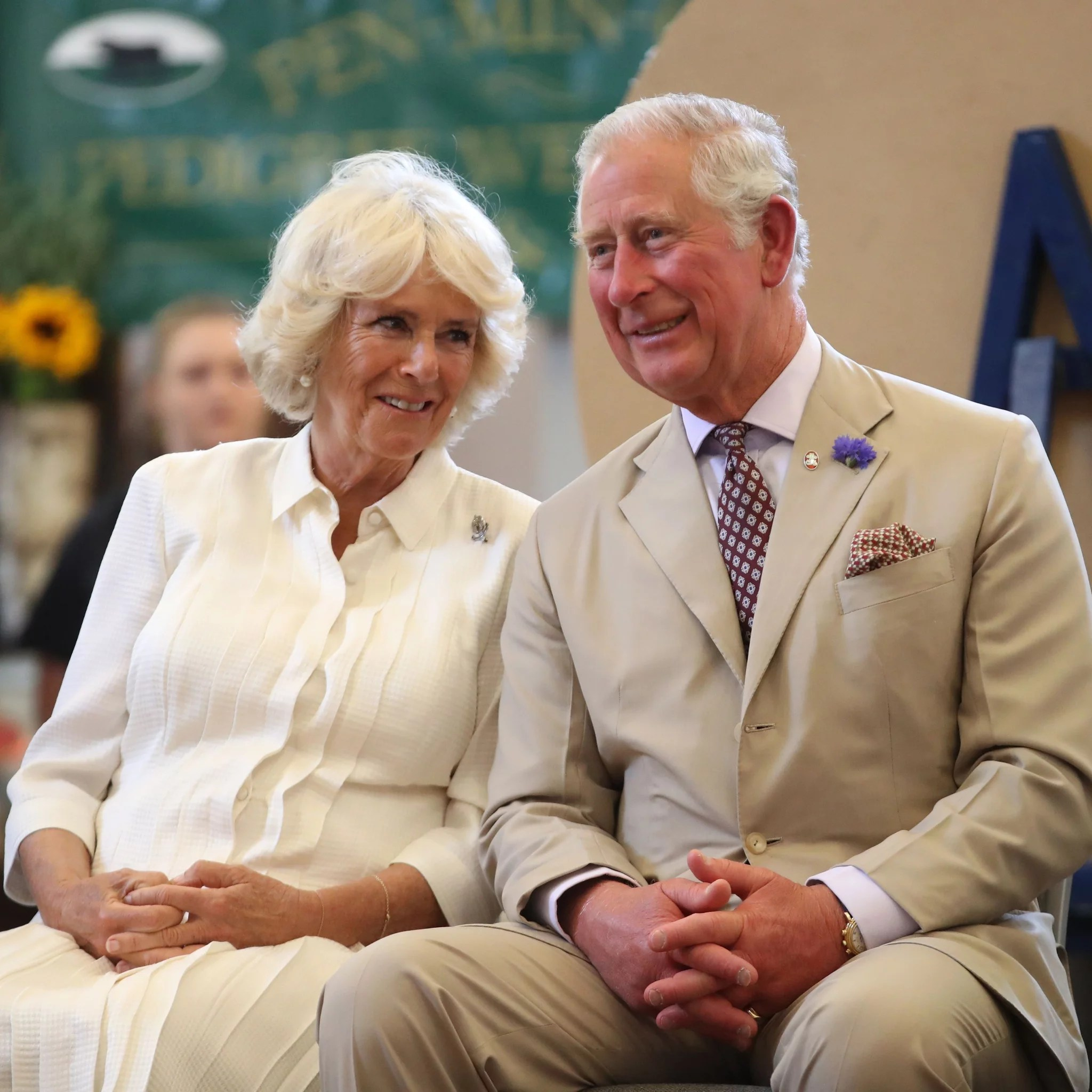 Prince Charles And Camilla Relationship Facts Popsugar Celebrity