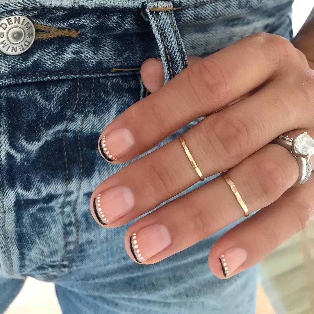 Nail Art Ideas For Work Popsugar Beauty