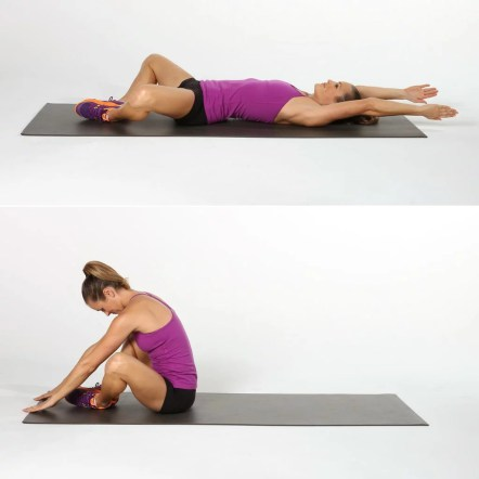 Image result for Diamond Sit-Ups