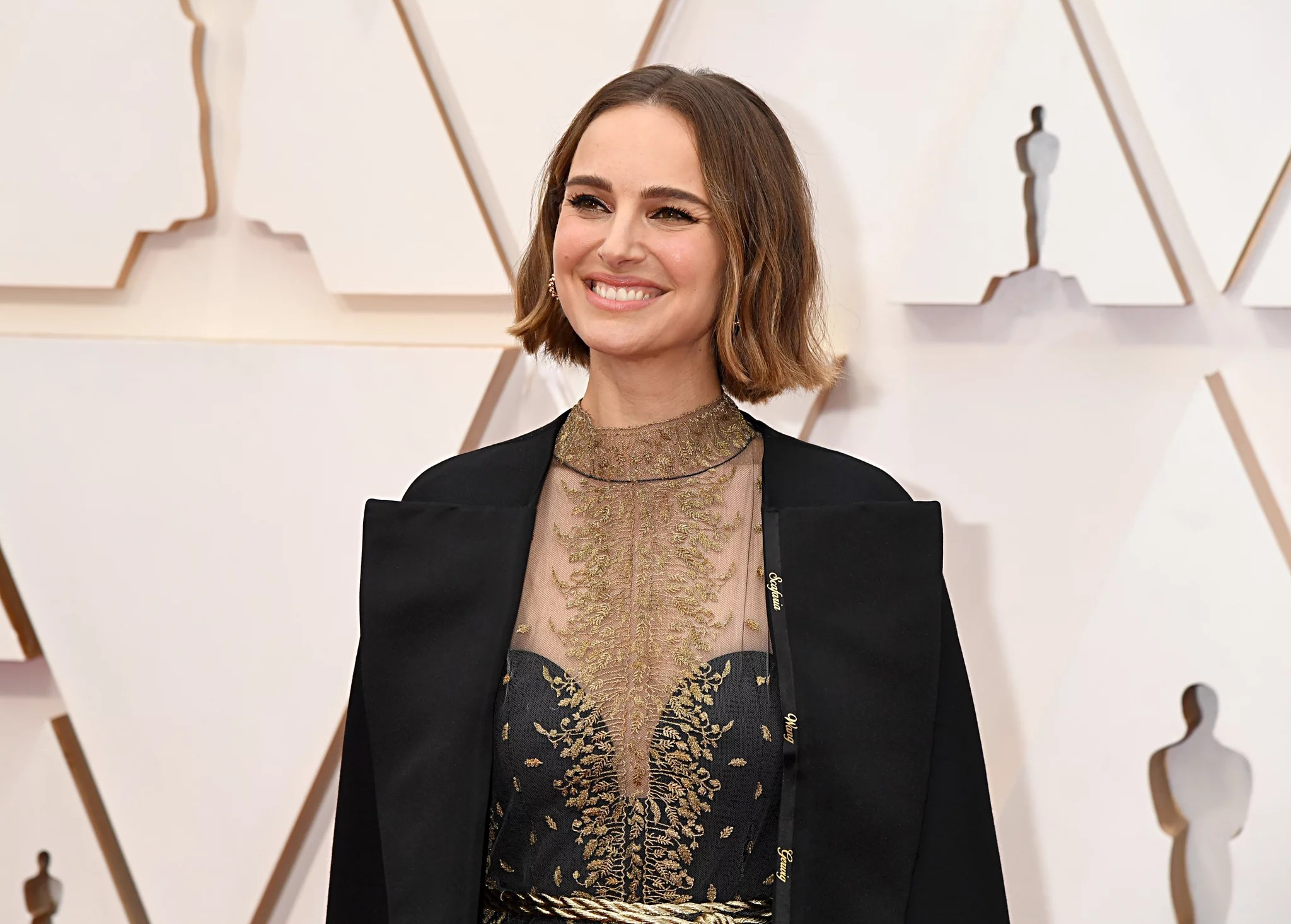 HOLLYWOOD, CALIFORNIA - FEBRUARY 09: Natalie Portman attends the 92nd Annual Academy Awards at Hollywood and Highland on February 09, 2020 in Hollywood, California. (Photo by Jeff Kravitz/FilmMagic)