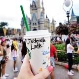 There's a Secret Cinderella Latte at Starbucks, and It's a Dream Come True