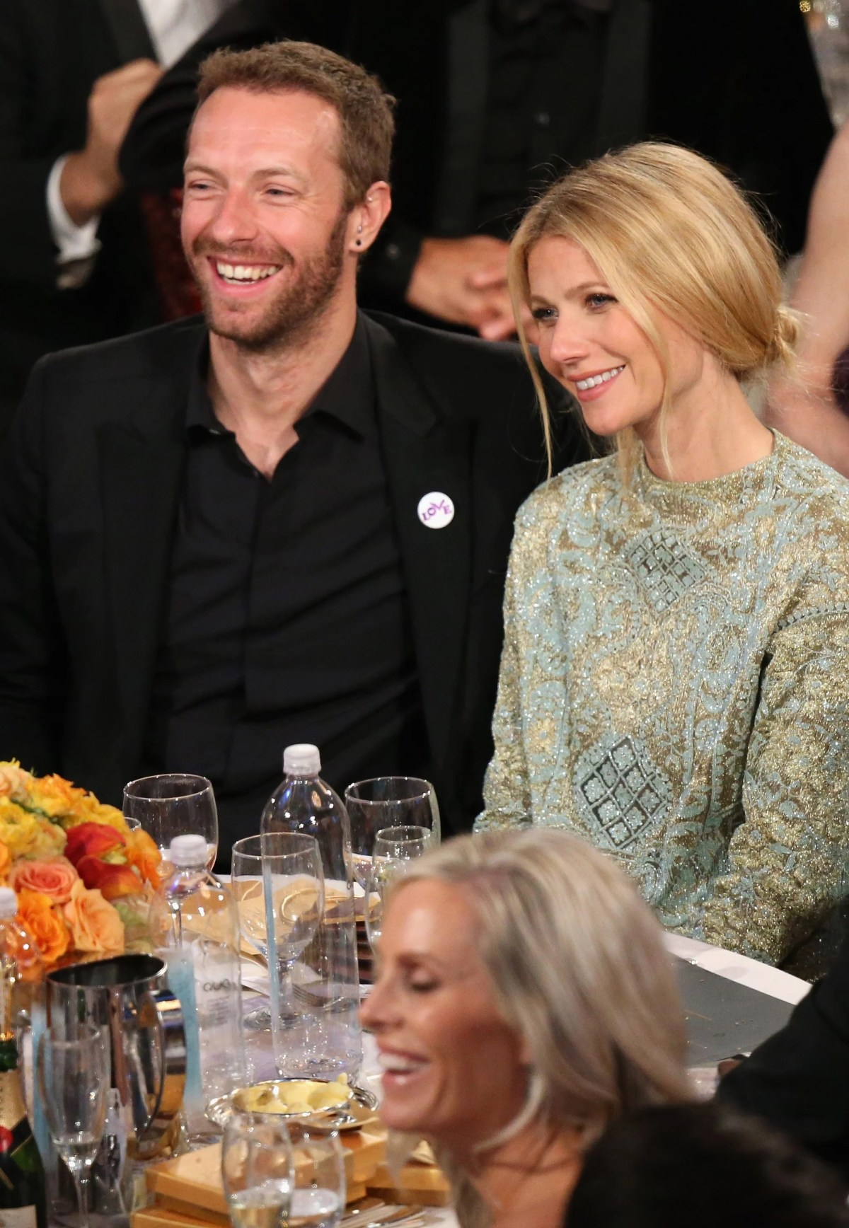 Gwyneth Paltrow and Chris Martin Cute Pictures | POPSUGAR Celebrity