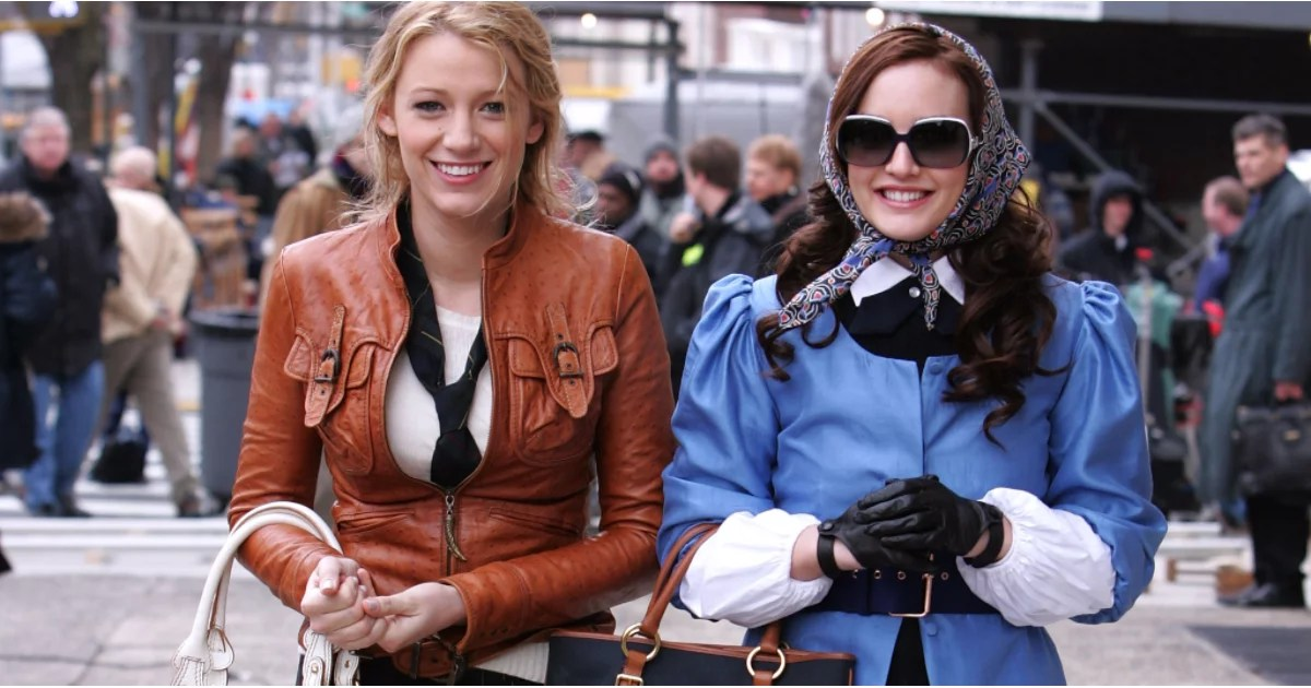 34 Style Lessons We Learned From Gossip Girl