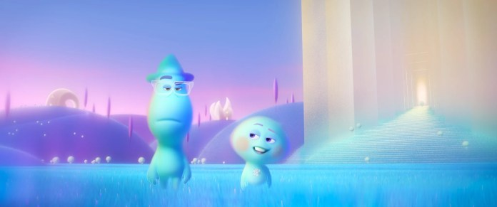 In Disney and Pixar's